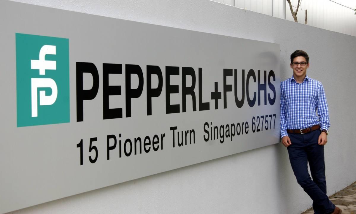Meine erste Woche in Singapur