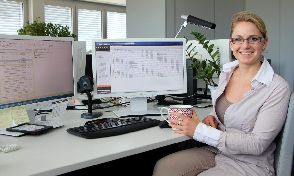 Einblicke: Leiterin Kreditoren- und Anlagenbuchhaltung
