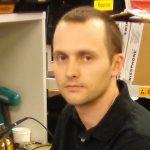 Service-Mitarbeiter Alex