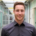 Porträt Patrick, Produktmanager Customer Applications