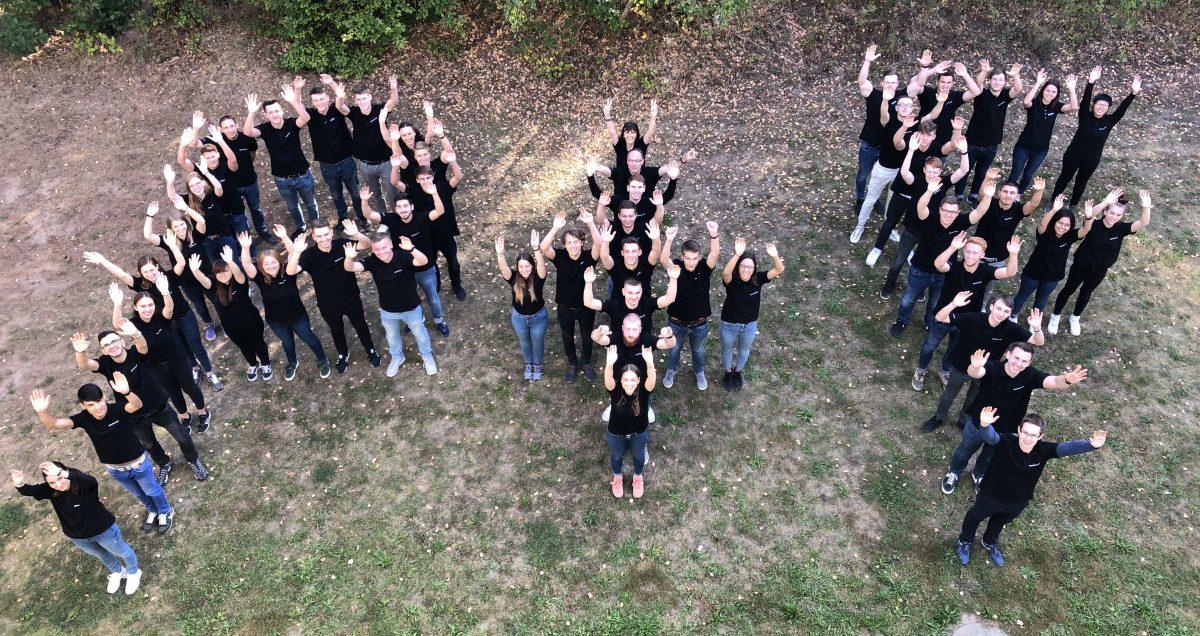 Einführungsseminar 2019: Ein herzliches Hallo an unsere neuen Auszubildenden und dual Studierenden