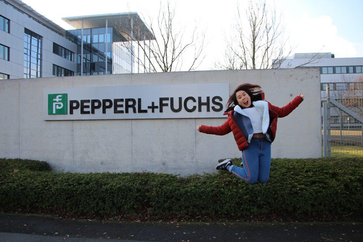 Von Singapur nach Deutschland zum dualen Studium der Mechatronik