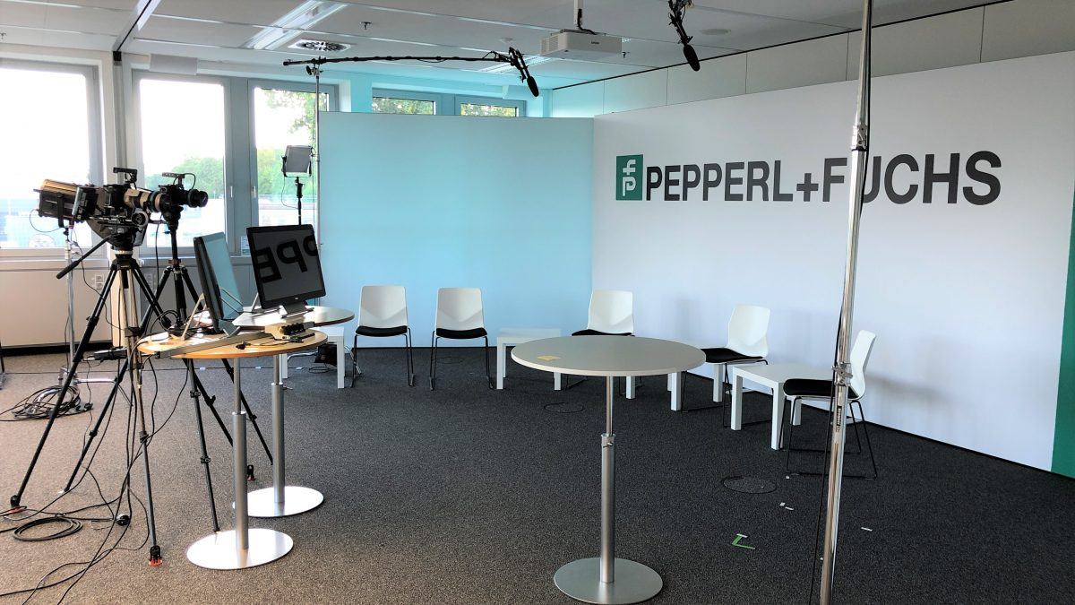 Erster Online Summit von Pepperl+Fuchs war ein voller Erfolg