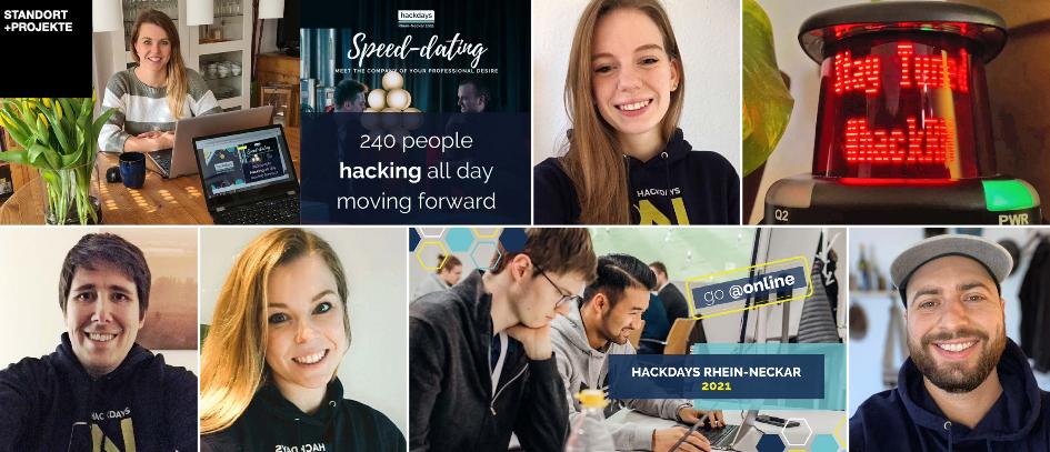 Neuauflage der Hackdays Rhein-Neckar als digitales Event