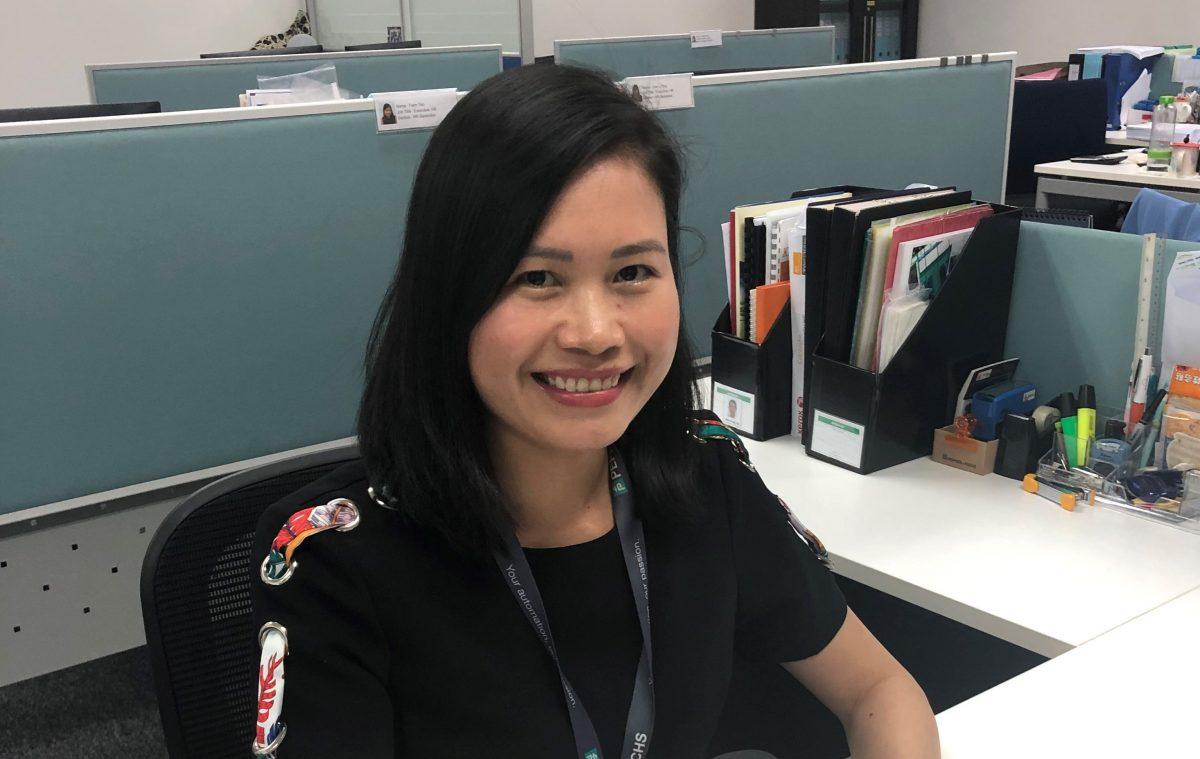 Was macht eigentlich …. eine Compensation & Benefits Managerin bei Pepperl+Fuchs in Singapur?